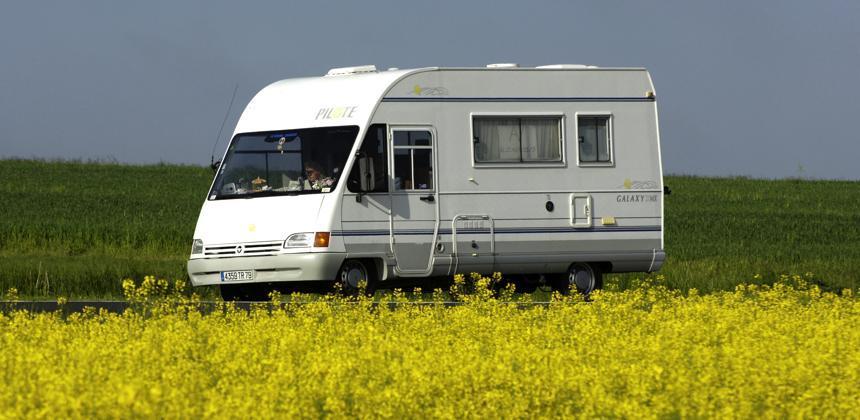 La ferme, le nouvel eldorado des camping-cars